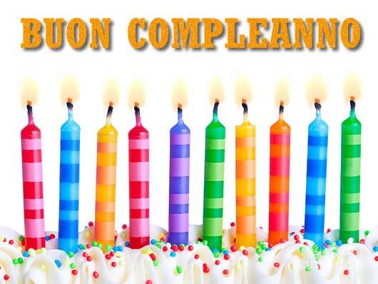 Popolare Immagini di Buon Compleanno, Tanti auguri e Stati con belle frasi  WI92