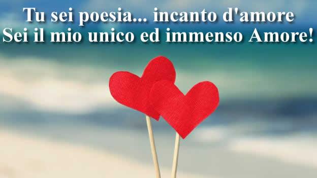 Connu 53 Immagini d'amore romantiche e frasi carine per WhatsApp  LJ58