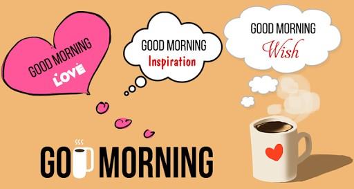 Good Morning Amore : Stati di buongiorno immagini frasi e biglietti per