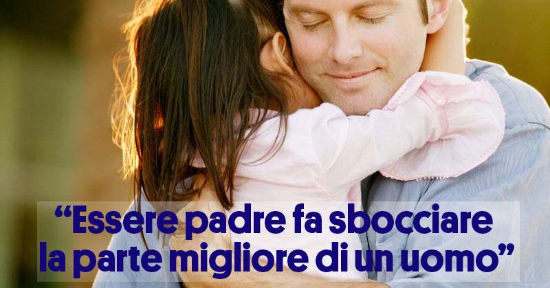 Festale frasi piu belle per la festa del papa whatsapp - Nostro padre versione moderna ...