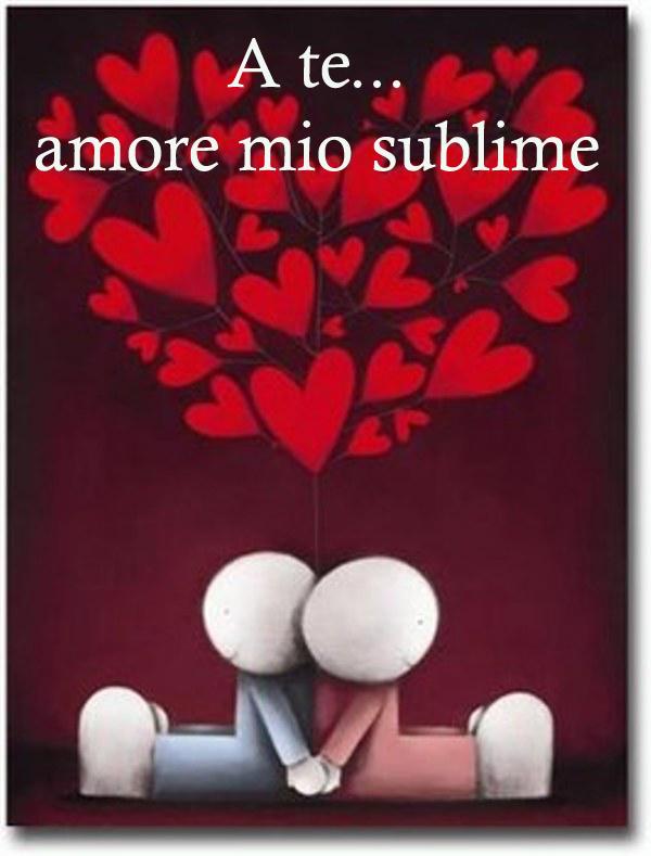 per te amore mio frasi