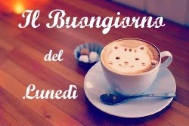 Luned frasi immagini e messaggi di buon luned gratis for Buongiorno con colazione