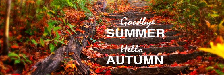 Goodbye Summer , Hello Autumn