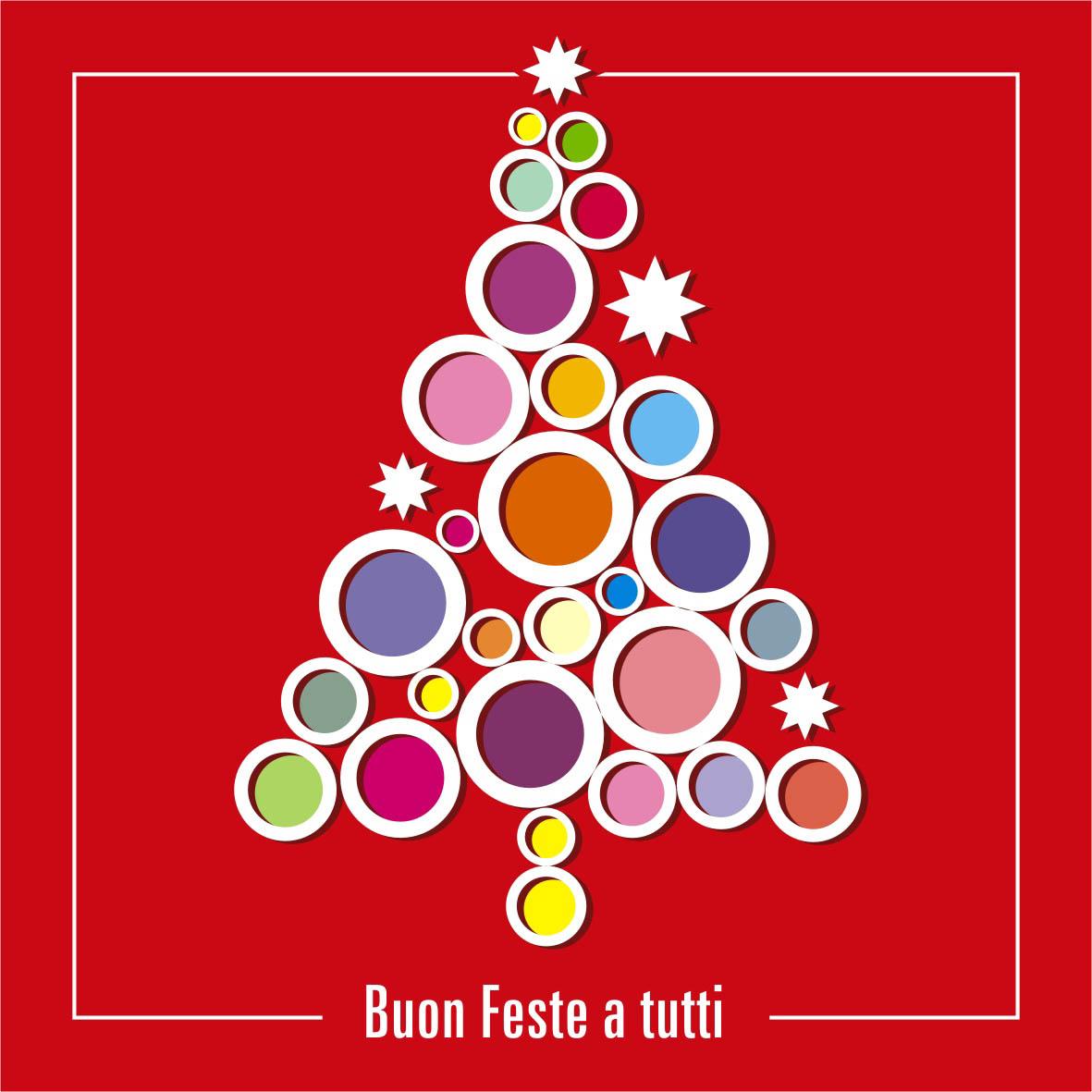 Alberi Di Natale Per Auguri.Immagini Di Natale Per Whatsapp