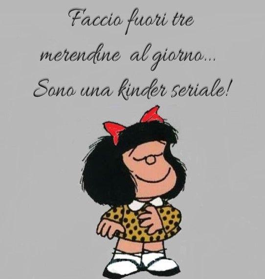 Vignette Su Mafalda Per Whatsapp
