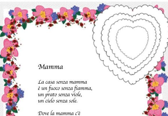 Pensieri di auguri per la mamma