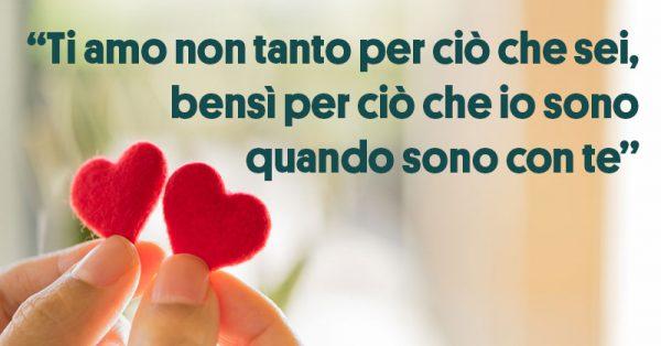 Immagini Di Amore Vero E Frasi Per Innamorati Da Condividere