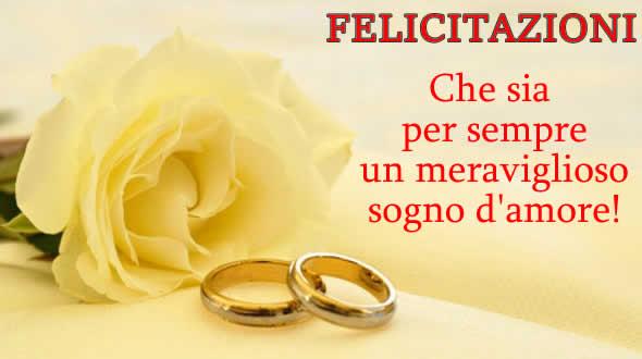 Frasi Belle Auguri Matrimonio.Frasi Auguri Matrimonio Piu Belle Da Dedicare Agli Sposi