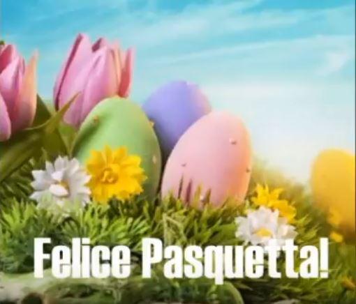 Buona Pasqua E Pasquetta 2020 Lunedí Del Angeloauguri