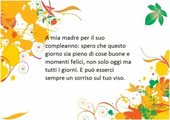Compleanno Di Mia Mamma.Frasi E Mesaggi Di Buon Compleanno Mamma