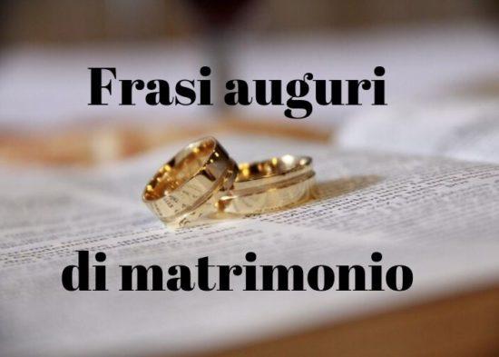 Frasi Matrimonio Famiglia.Frasi Auguri Di Matrimonio Le Frasi Piu Belle Romantici E