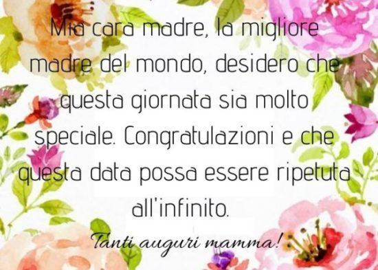 Frasi Di Auguri Per La Mamma Compleanno.Buon Compleanno Mamma Auguri Frasi E Immagini Piu Belle